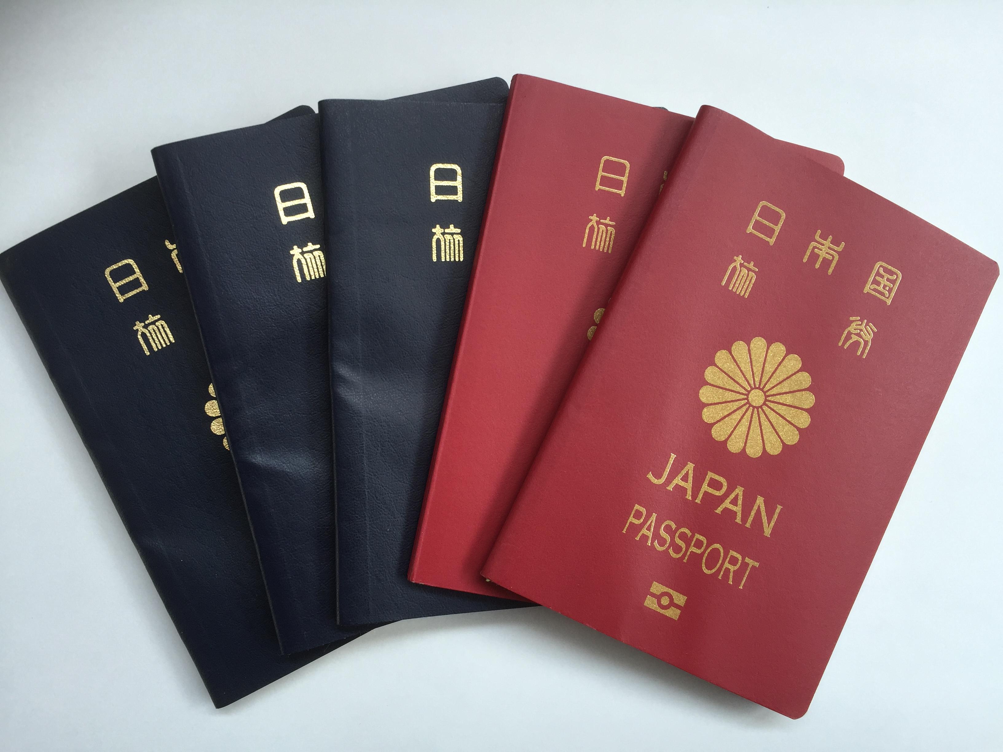 新生児でも必須のパスポート!子どもたちの旅券