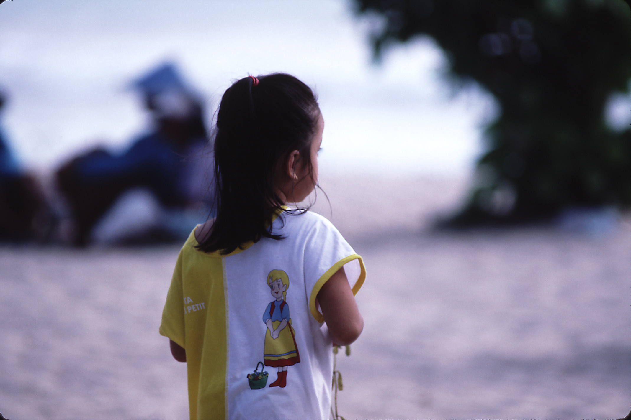 幼児連れ海外旅行の気がかり(2)迷子、事故