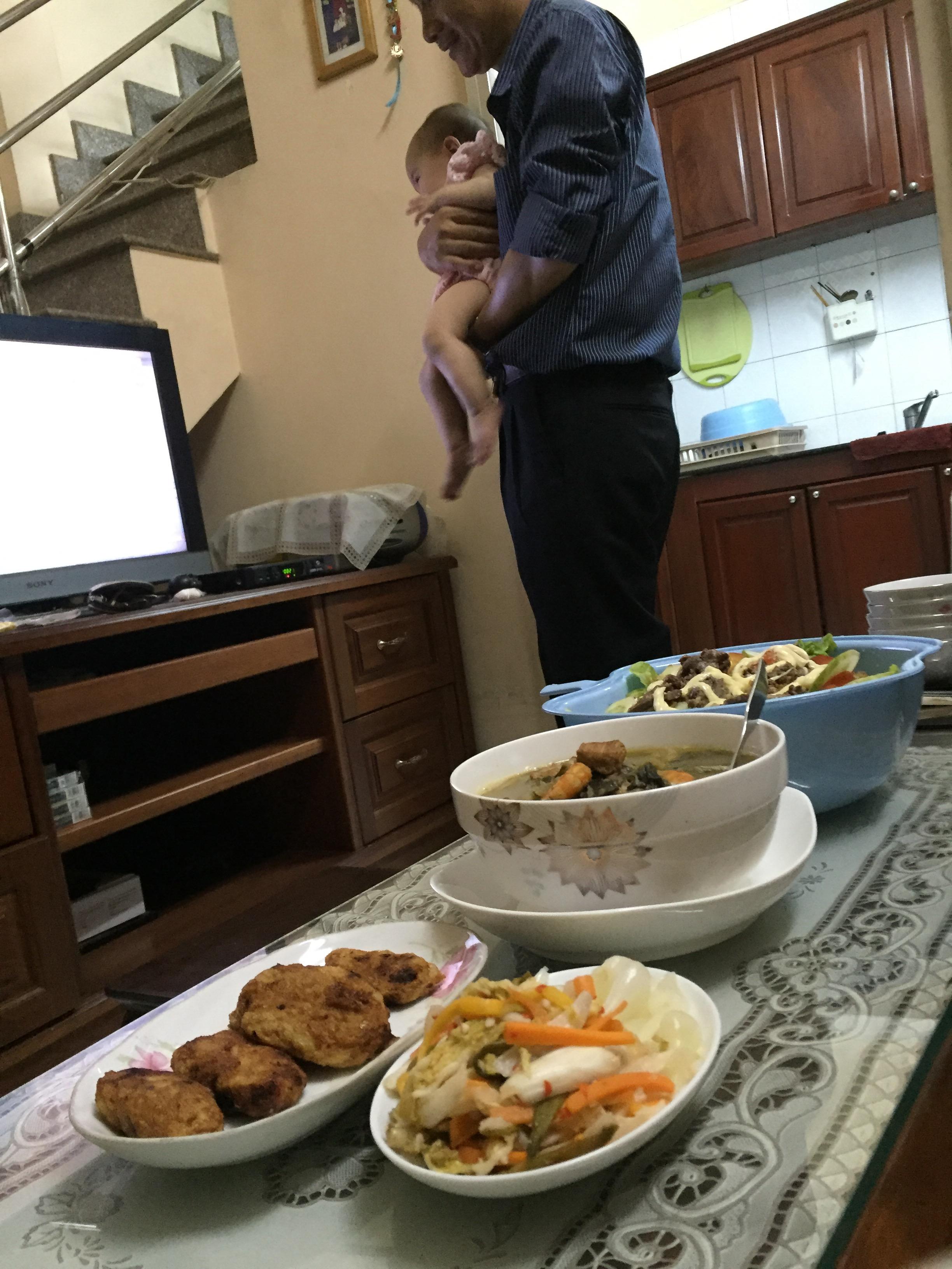 ベトナム人は赤ちゃん好き?