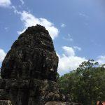 カンボジアで息子が迷子に!? アンコール・トム、バイヨンの迷宮